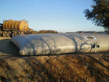 Image de Citerne souple effluents agricoles 150 m3