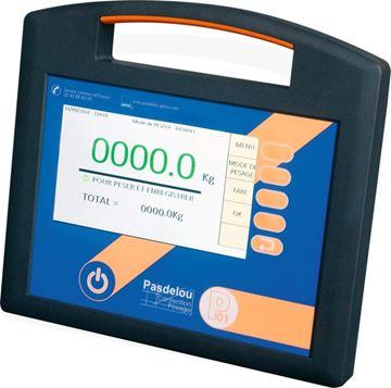 Image de Pack indicateur pesée P01 avec Barres de pesée 94cm-3000Kg