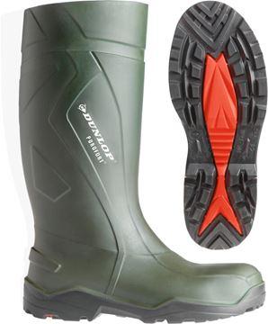 Image de Bottes de sécurité Dunlop Purofort+ S5  T. 38 à T.45