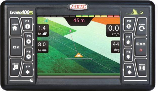 Image sur Barre de Guidage GPS BRAVO 400S ARAG