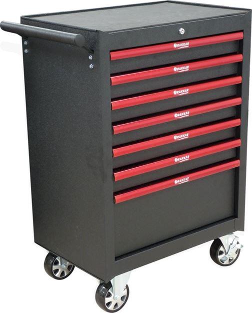 Image sur Servante 7 tiroirs - 248 outils