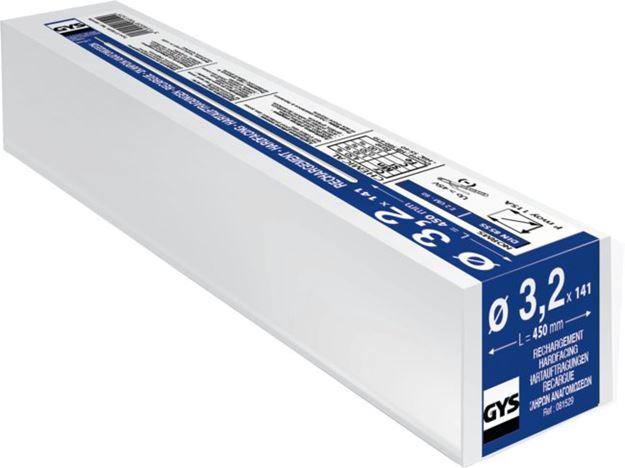 Image sur 141 Électrodes rechargement Ø 3,2