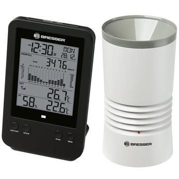 Image de Thermo-pluviomètre électronique